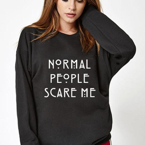 8b2c57102d Normal People Scare Me - Sa Bazaar